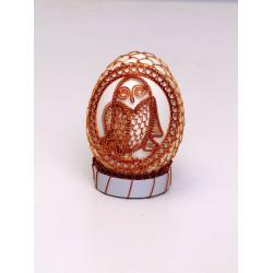 Opletané vajíčko - sovička
