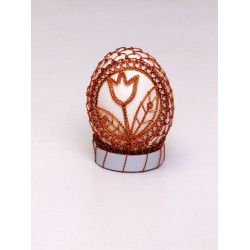 Opletané vajíčko - tulipán