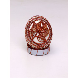 Opletané vajíčko - ruža 2